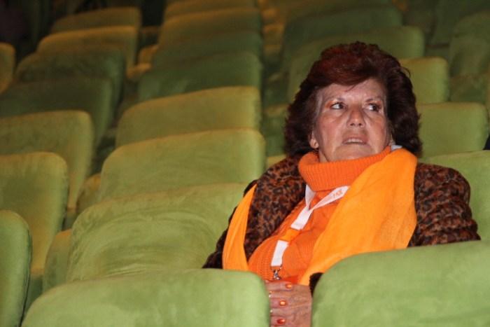 """Não falha um congresso a """"Laranjinha""""- Foto: FS"""