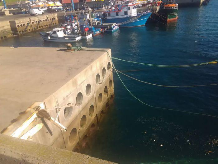 porto caniçal plataforma