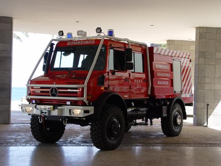 bombeiros Machico A