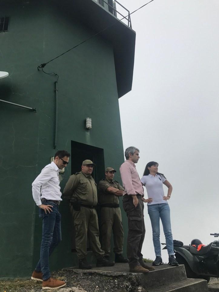 Susana Prada torre de vigilancia B