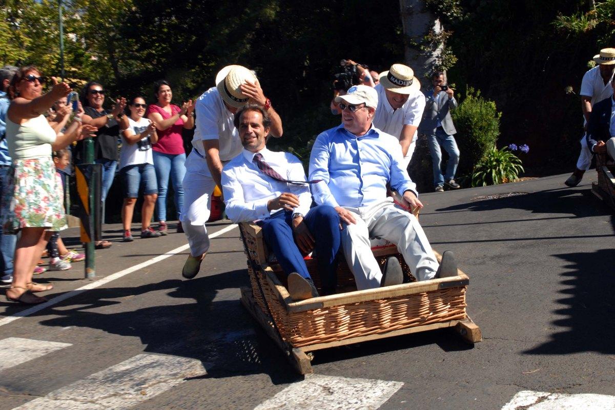 Princípe Alberto II do Mónaco vem amanhã à Madeira para ser entronizado