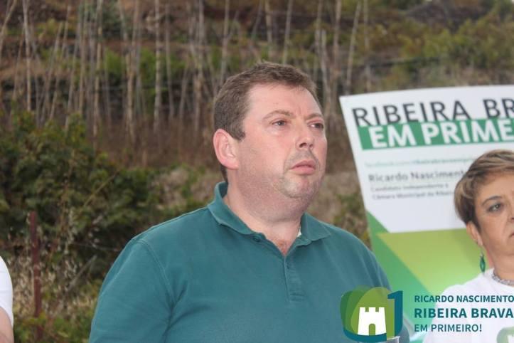 Ricardo Nascimento campanha
