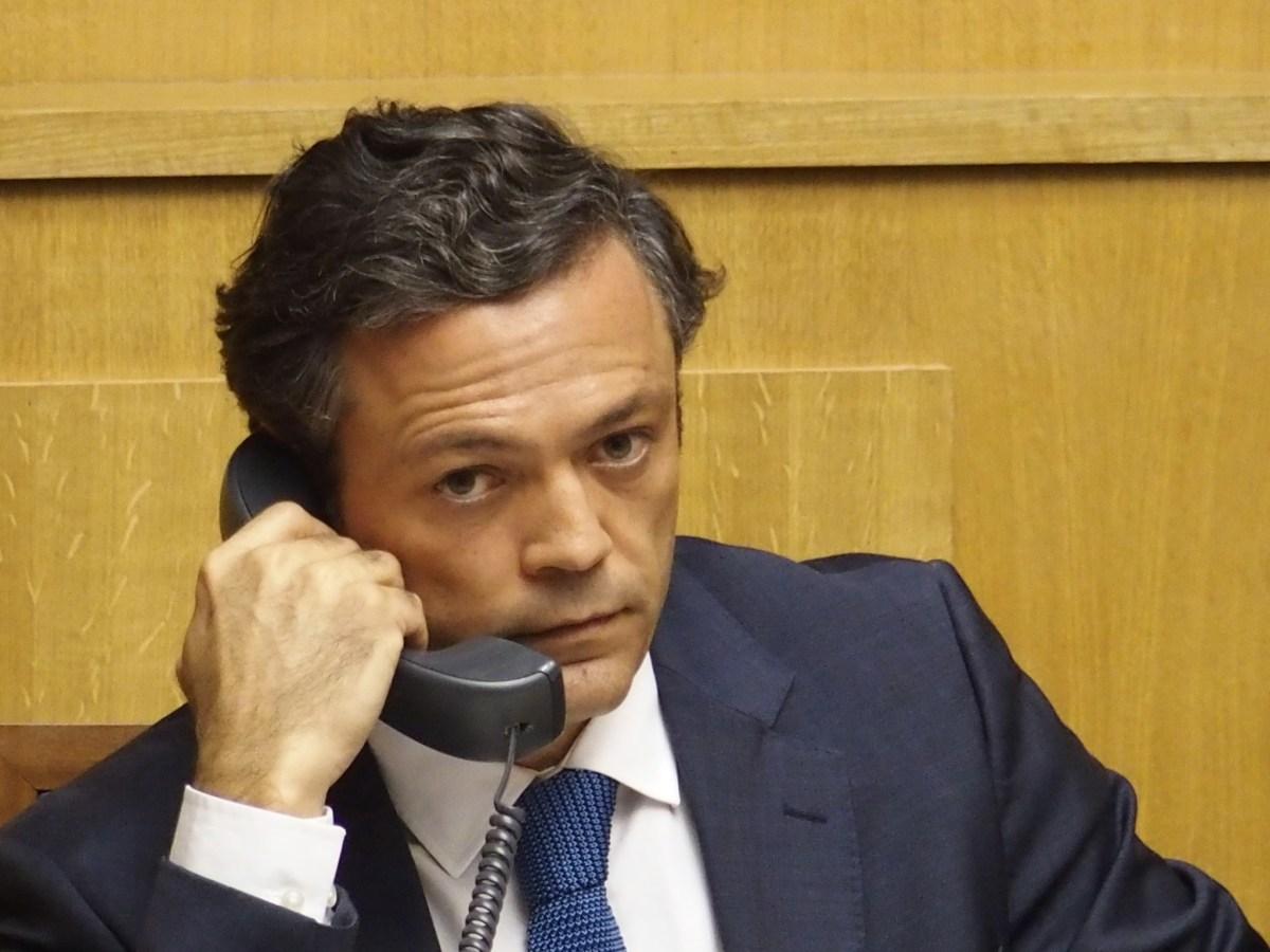 Comissão técnica ajuda Pedro Calado a decidir processos de pré-reforma na Função Pública