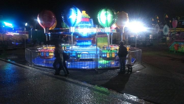 Parque de diversões 30 C