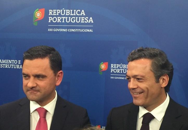 Pedro_Calado_Ministro