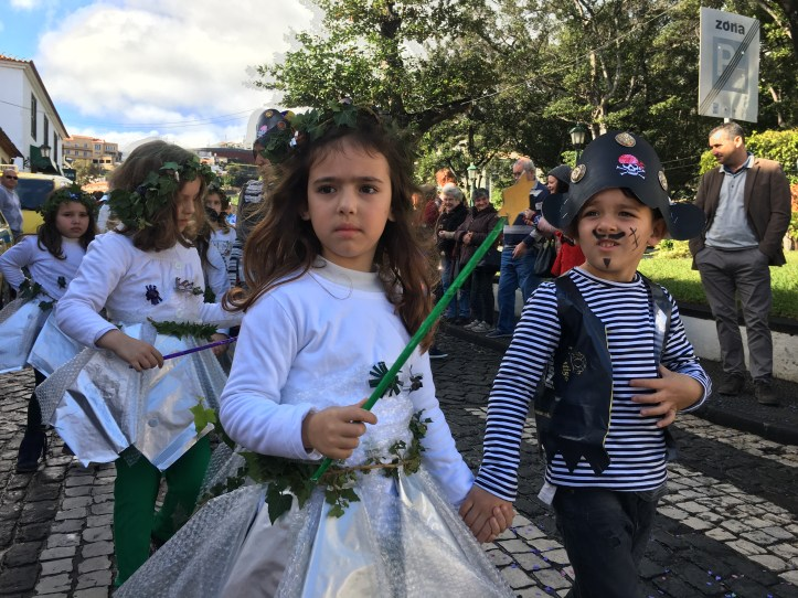Carnaval escolas de Santa Cruz A
