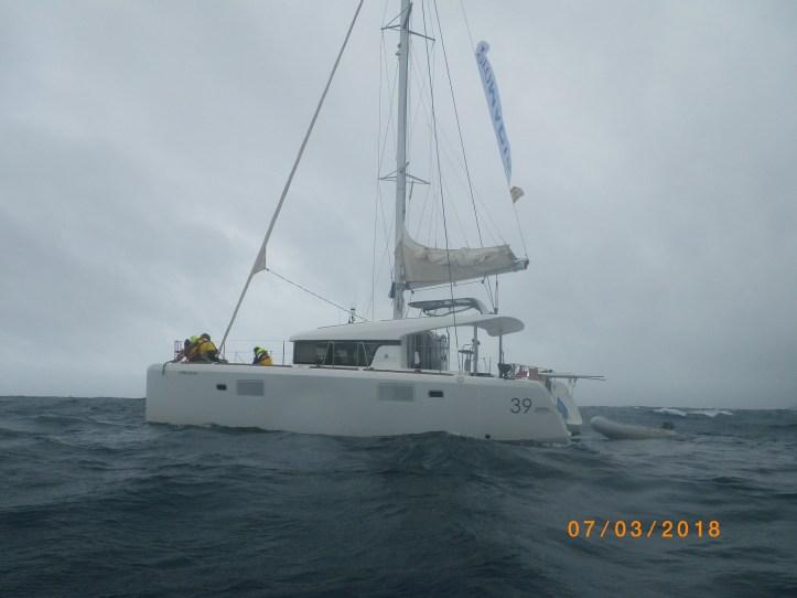 Catamaran ROCIO