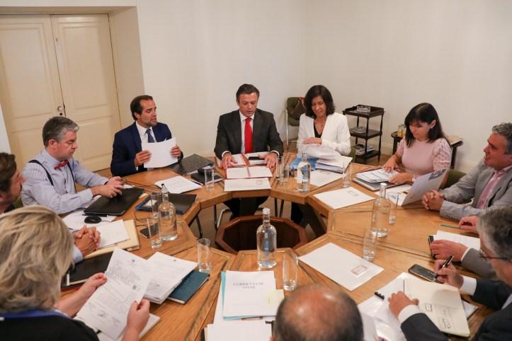 Conselho de Governo Junho 2018 1