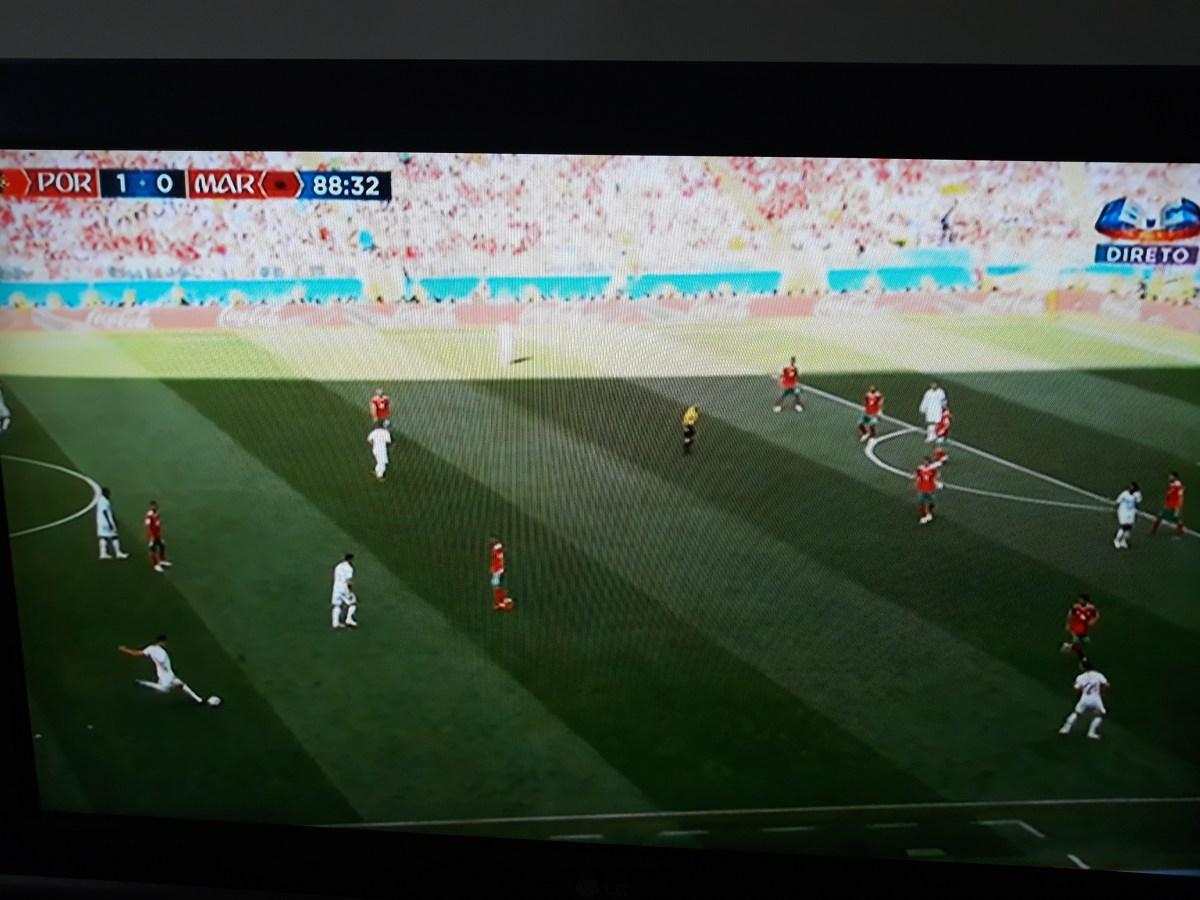 Portugal vence Marrocos e lidera grupo com 4 pontos