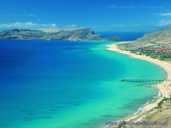 Praia Porto Santo A