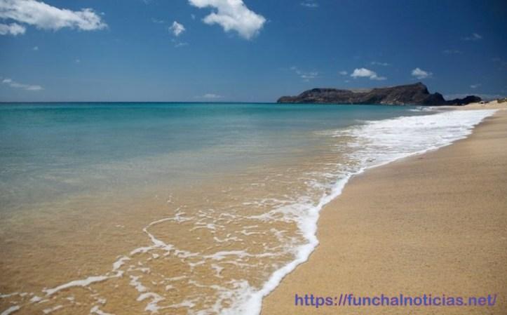 Praia do Porto Santo B