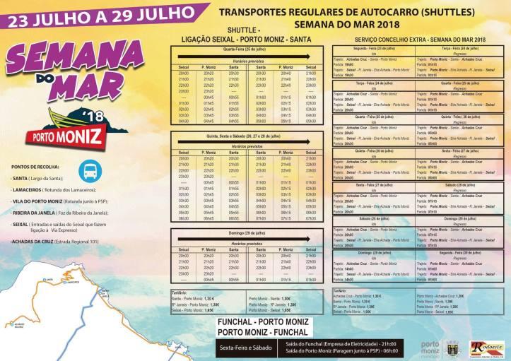 Semana do mar_horário_transporte