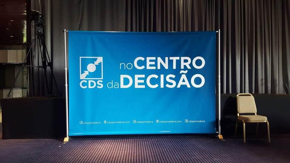 Comissão Política do CDS Porto Santo formaliza demissão junto de Rui Barreto