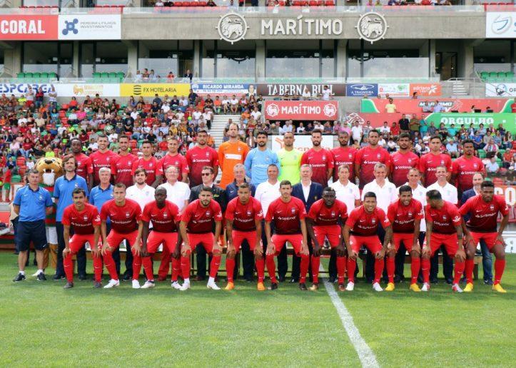 Apresentação equipas do  Marítimo  2018/19Foto: © Alfredo R