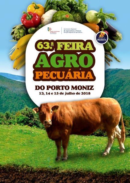 Feira do gado do Porto Moniz de 13 a 15 de julho
