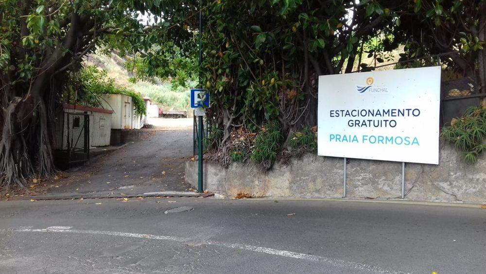 Frente Mar volta a disponibilizar estacionamento gratuito na Praia Formosa