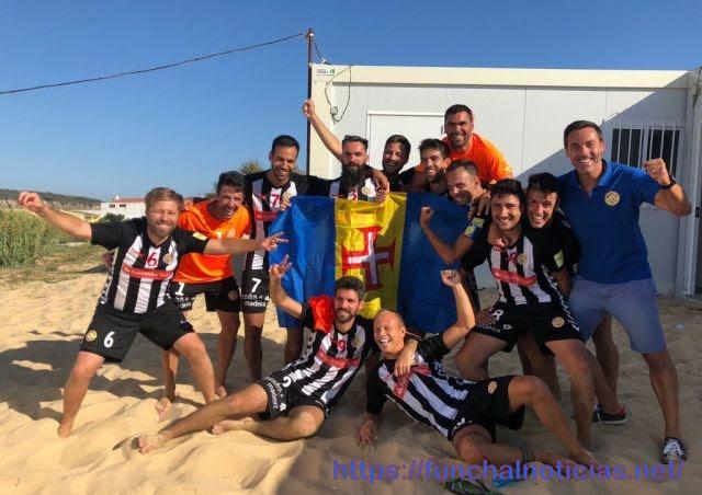 Nacional futebol de praia B