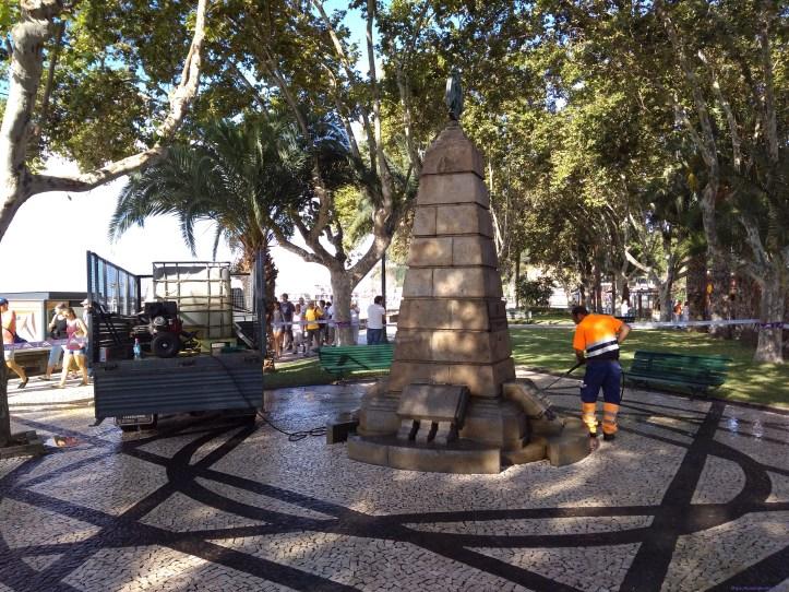 monumento banho