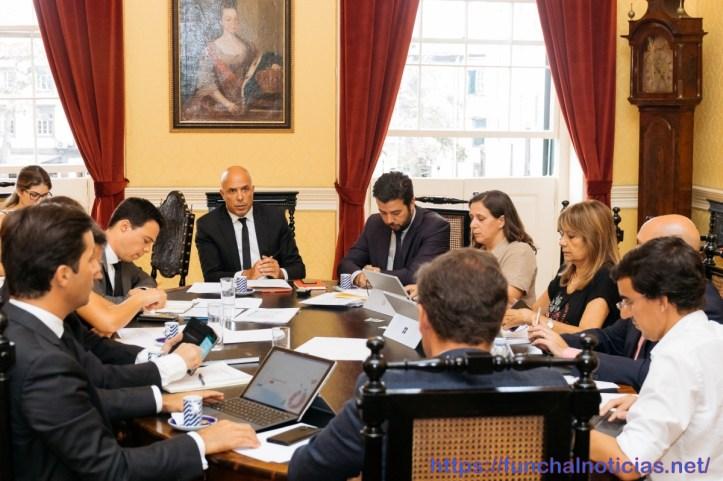 CMF reunião