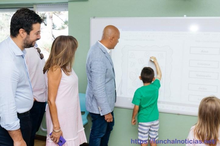 Cafogo B salas de aula inovadoras