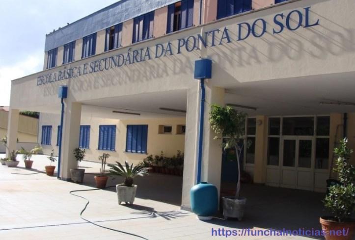 escola B+S Ponta do Sol