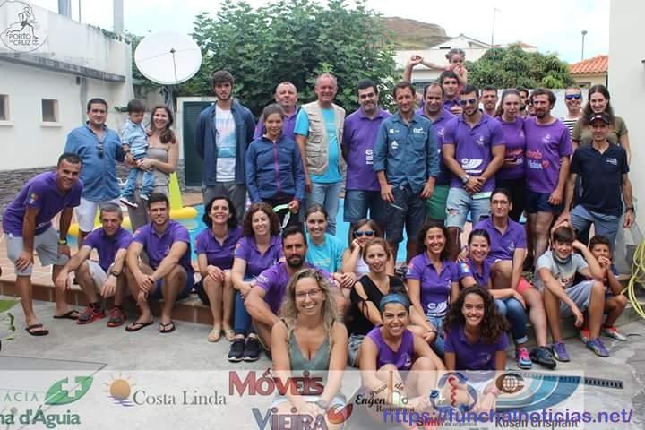 """Trail Team do Porto da Cruz """"Os Baguinhos"""" em prova na Serra D'Arga"""