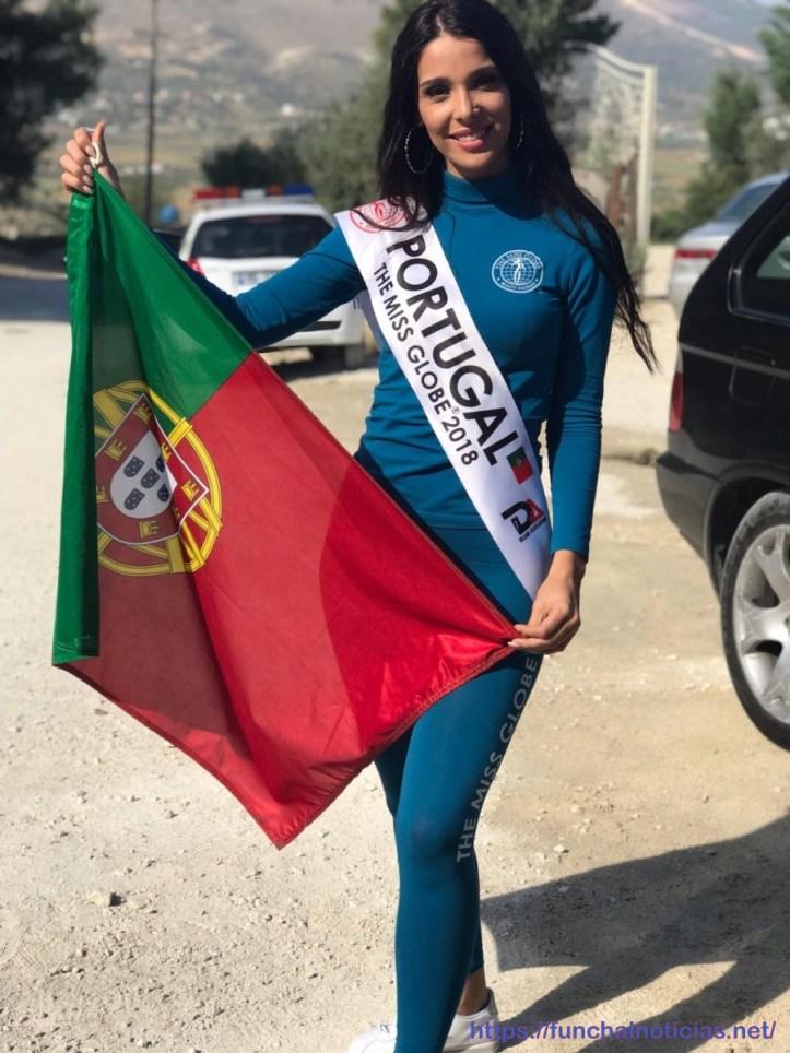 Alexandra Garcês na Albânia
