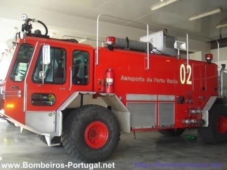 Exercício de emergência à escala global no Aeroporto do Porto Santo