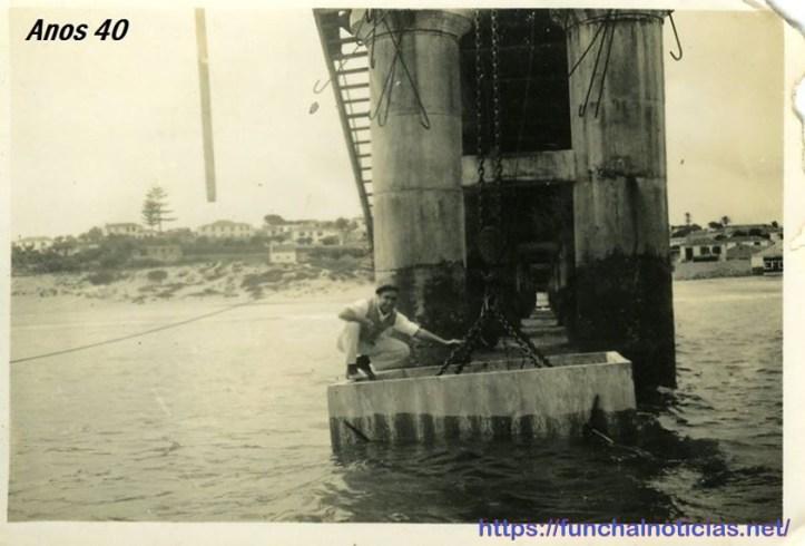 Porto Santo obras passado