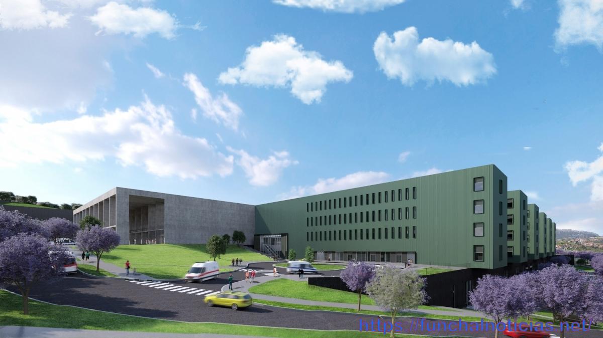 Ministro anuncia a construção de cinco novos hospitais entre eles o da Madeira