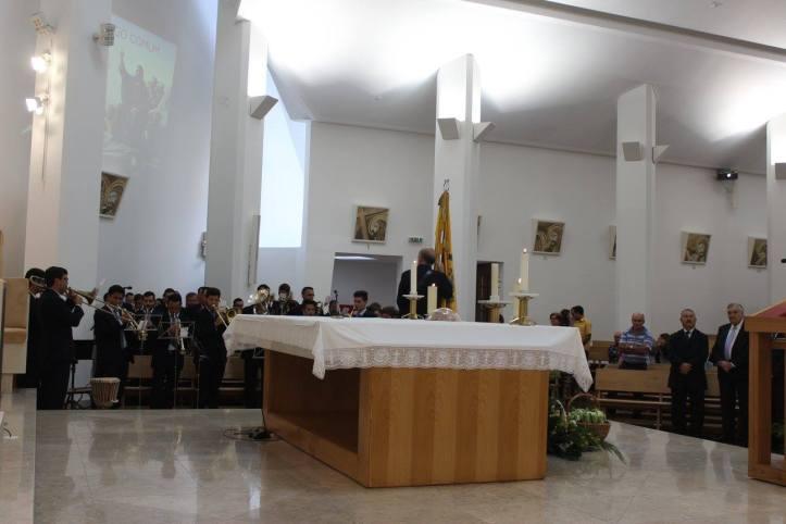 bANDA Camara der Lobos paroquia de Santa Cecilia