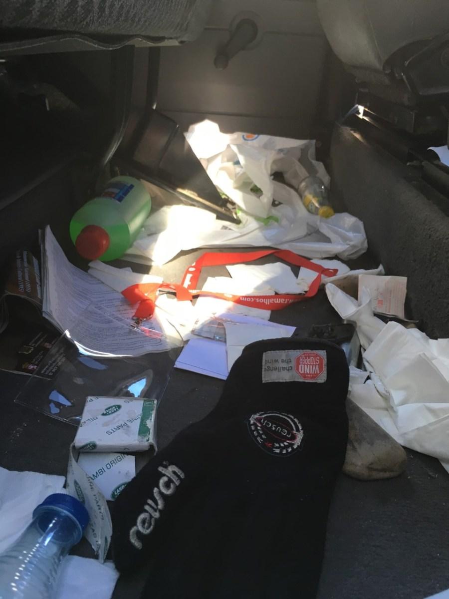 Michael Zino queixa-se de furto na sua viatura no transporte de Leixões para o Caniçal