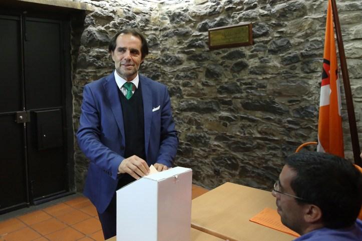 Albuquerque voto
