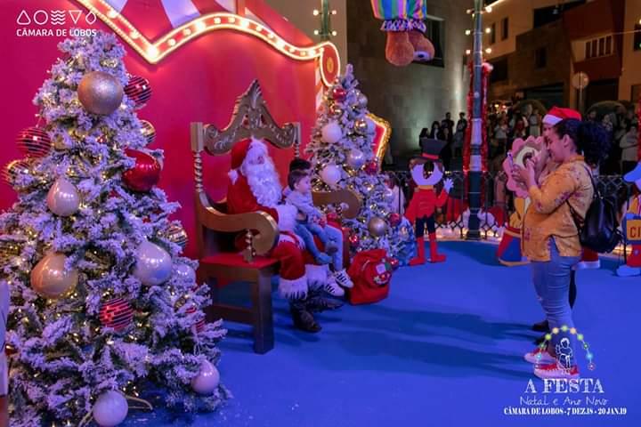 Câmara de Lobos Natal 6