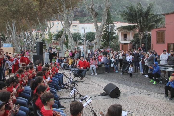 Machico aldeia Natal A