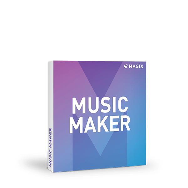 MAGIX Music Maker with $25 in-app credit [for PC] (100% grátis)