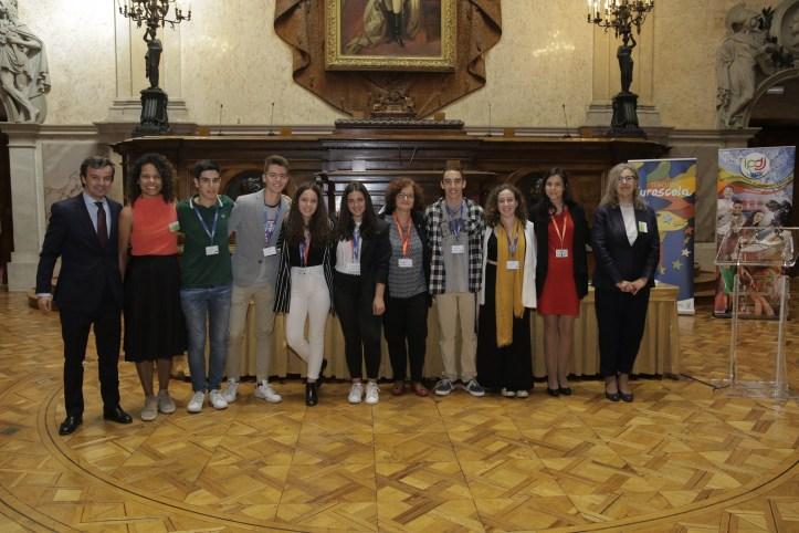 Conservatório alunos premiados maio de 2019