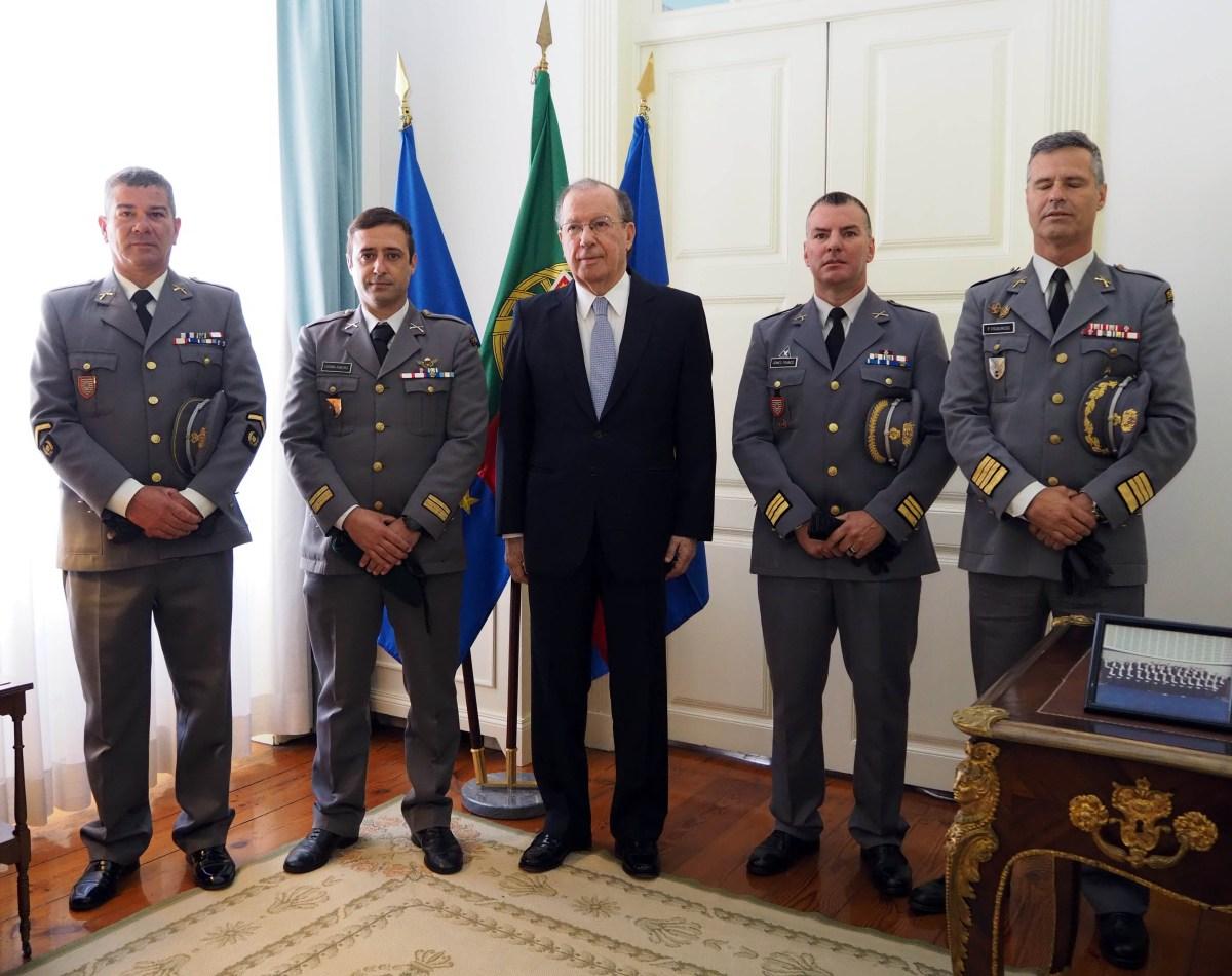 Ireneu Barreto lembra importância do voto para as Europeias na receção ao contigente militar que esteve no Iraque