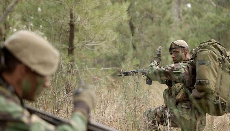 Forças especiais de vários países envolvidas em exercício militar na Madeira