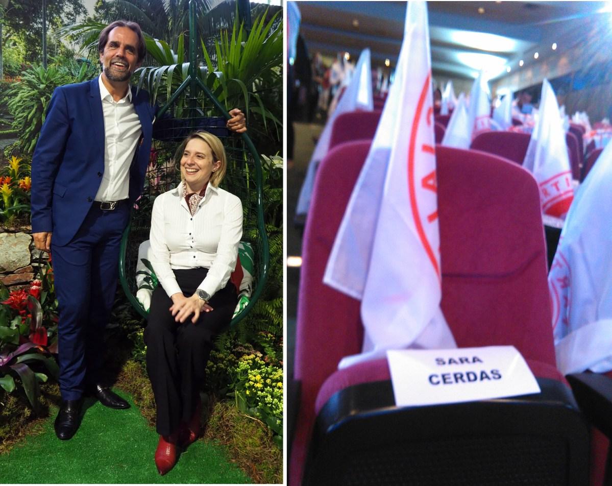 Estepilha! A cadeira do poder!