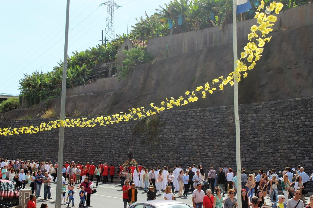 Festa de Santa Rita domingo 26 de maio