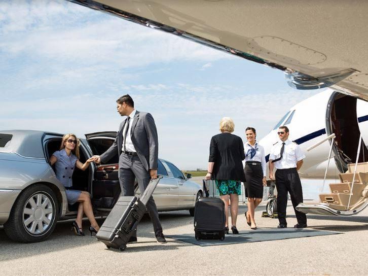 Savoy Palace com jato privado para ir buscar clientes a Lisboa