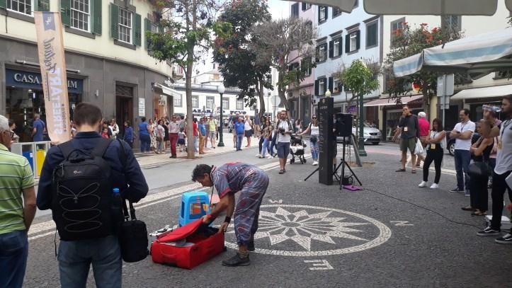 Arte de rua Fernão de Ornelas D