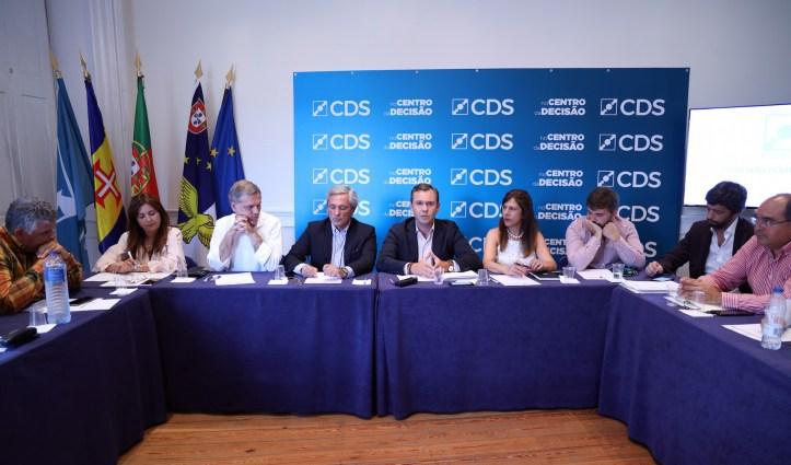 CDS comissao politica 5 de junho 2019 B