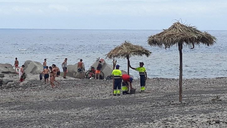 Ponta do sol praia 6 de junho 2019