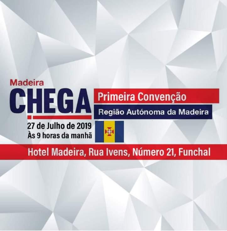 CHEGA-logo convencao