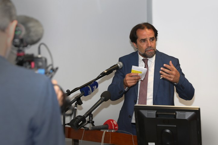 Miguel Albuquerque 3 de maio de 2019