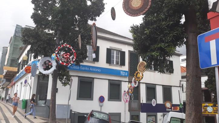 Rua Direita ornamentação B