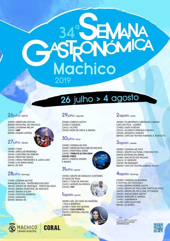Semana Gastronómica