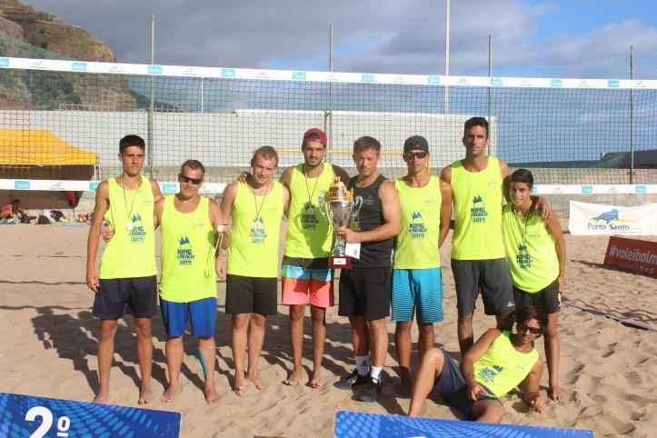 Voleibol King's